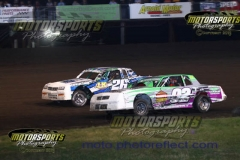 IMCA Stock Car action at Boone Speedway on Saturday, August 3, 2013.