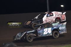 Saturday, July 21, 2012 SportMod Action