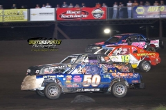 Stock Car Action from Saturday, July 21, 2012