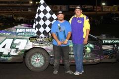 July 21, 2012 Modified Winner Scott Simatovich