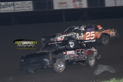 Stock Car Action