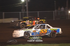 IMCA Stock Car action at Boone Speedway on Saturday, June 29, 2013.