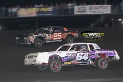 Stock Cars in Action from June 30, 2012