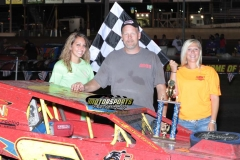 June 30, 2012 Mod-Lite Winner Mike Morrill