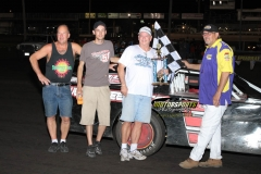 Jun 30, 2012 SportMod Winner Tom Burke