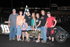 June 30, 2012 Modified Winner Jake Durbin