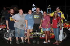 June 30, 2012 Hobby Stock Winner John Watson