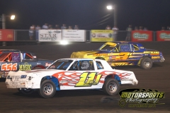 June 4, 2011, action at Boone Speedway.