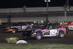 IMCA Stock Car action at Boone Speedway on Saturday, May 12, 2012.