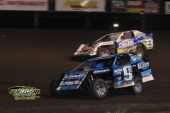IMCA Northern SportMod action at Boone Speedway on Saturday, May 12, 2012.