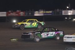 IMCA Stock Car action at Boone Speedway on Saturday, May 19, 2012.