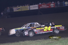 IMCA Stock Car action at Boone Speedway on Saturday, May 26, 2012.