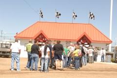 grandstand-entrance
