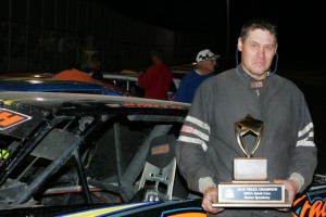 Donavon Smith 2010 Stock Car Champion