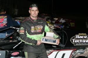 Jake Durbin 2010 Modified Champion
