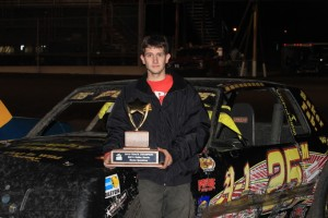 Michael Murphy 2010 Hobby Stock Champion