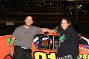 Scott Davis 2010 SportMod Champion