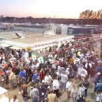Boone Speedway concessions and restrooms