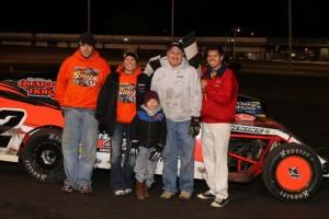 2011 Frostbuster SportMod Winner