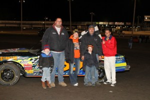2011 Frostbuster Stock Car Winner