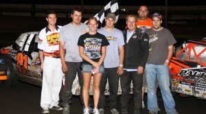 The Smith Brothers went 3 for 3 for the Memorial Day Special at Boone Speedway on Monday, May 30, 2011.