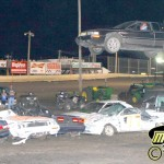 Davis takes SportMod win at Eve of Destruction