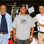 Eppert takes first SportMod win