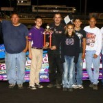 Elliott and Embrey visit victory lane at Boone