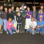 Rookie Meinecke takes first modified win