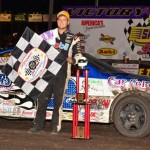 Chandlers celebrate a championship in Sport Compact debut