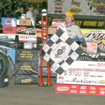 Richie Gustin becomes highest paid Super Nationals Modified champion