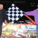 Third time is the charm for Boone Speedway