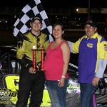 Snyder and Roberts nab wins at Boone