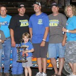 Bushnell and Watson Repeat, Stensland Takes First Win of the Season