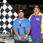 Simatovich earns modified victory