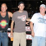 Burke bags first SportMod win, Durbin, Morrill and Watson go back-to-back