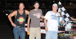 June 30, 2012 SportmMod Winner Tom Burke