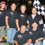 Sponsler wins modified thriller!
