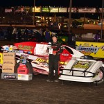 Final Modified qualifier falls to Bushore