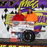 Grabouski holds off hard-charging Elliott for Fast Shafts All-Star checkers  
