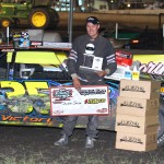 Smith is first in photo finish for Stock Cars