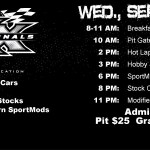 Modifieds and Stock Cars Highlight Wednesday at the Super Nationals
