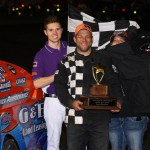 Another year, another title for IMCA SportMod champ Davis