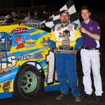 Gustin gets first IMCA Modified championship