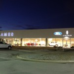 Ames Ford Lincoln to provide official pace vehicle in 2013
