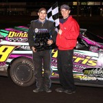 Durbin takes Modified checkers