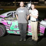 Anderson doubles up in Hobby Stock features, Daniels takes Stock Car win