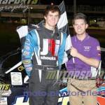 Gifford and Kates nab first wins of the season
