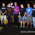 Carter captures mod feature