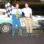 Dickerson, and Musselman take first wins in 2013